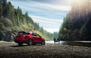 Explorer sales rose 18 percent last month over February 2015; Explorer is Ford's best-selling SUV with millennial buyers ages 25 to 34, and the best-selling midsize SUV with women – according to Ford analysis of the most recent personal new vehicle registrations* in the U.S. from IHS Automotive.