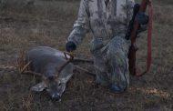 Her First Deer!