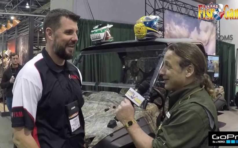 Yamaha ATVs - 2017 SHOT Show