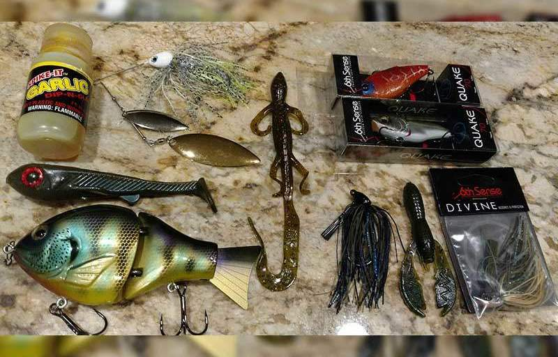 HOG Time Top 5 Baits