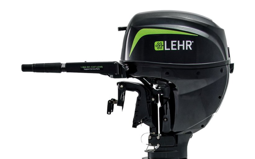 Tohatsu Propane Outboard Introduced