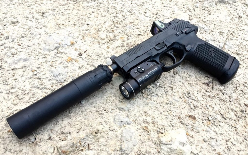 Rugged Obsidian 45 Suppressor Review