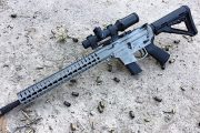 The CMMG Guard - .45ACP AR15!
