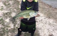 Texas Hotshots - Bryson's First Fish