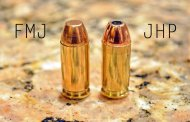 FMJ Vs JHP - Which Side Are You On?
