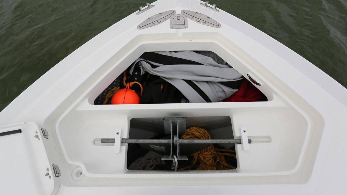see vee anchor locker