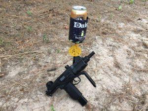Daisy Rocket Shot