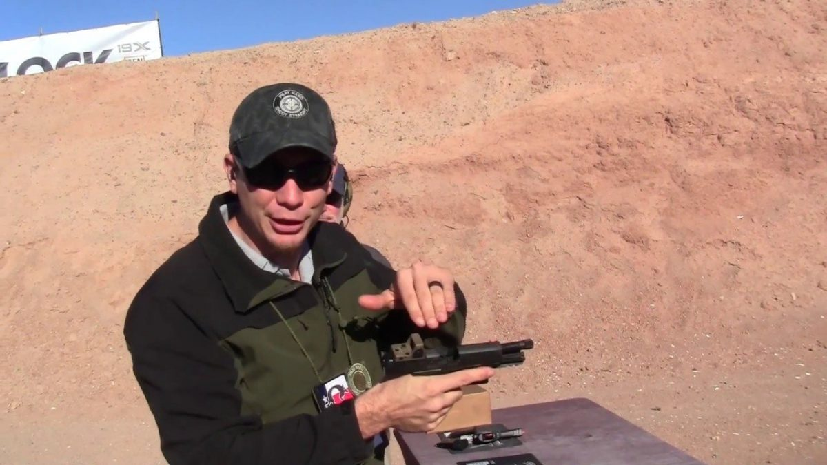 SHOT Show 2018 Range Day: Walther PPQ M4 - Texas Fish & Game