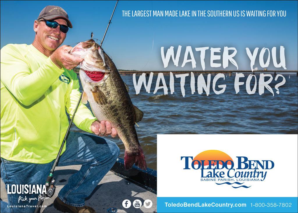 Toledo Bend Lake Country