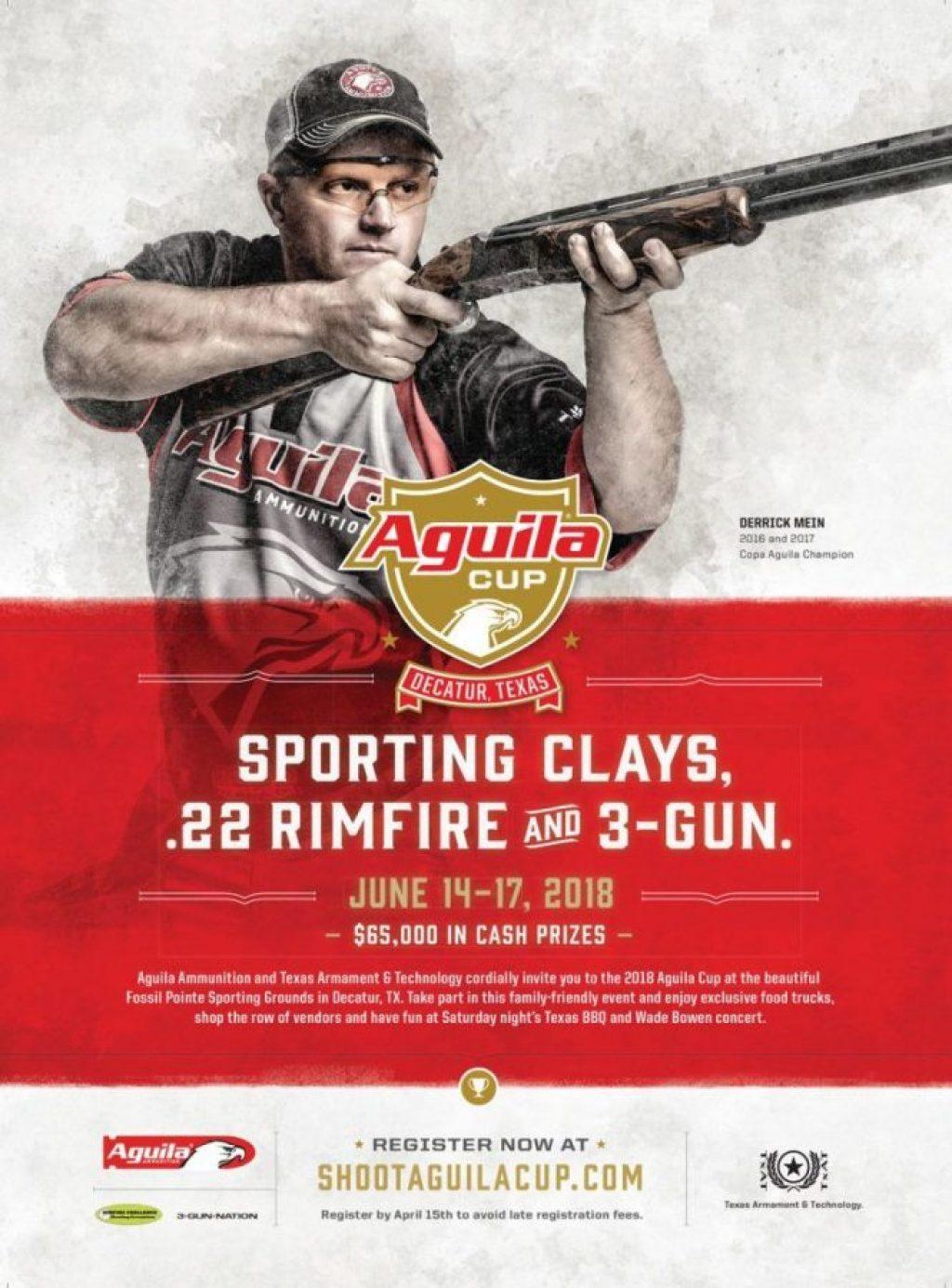 Aguila Cup, Texas Armament
