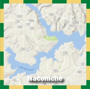 Lake Naconiche