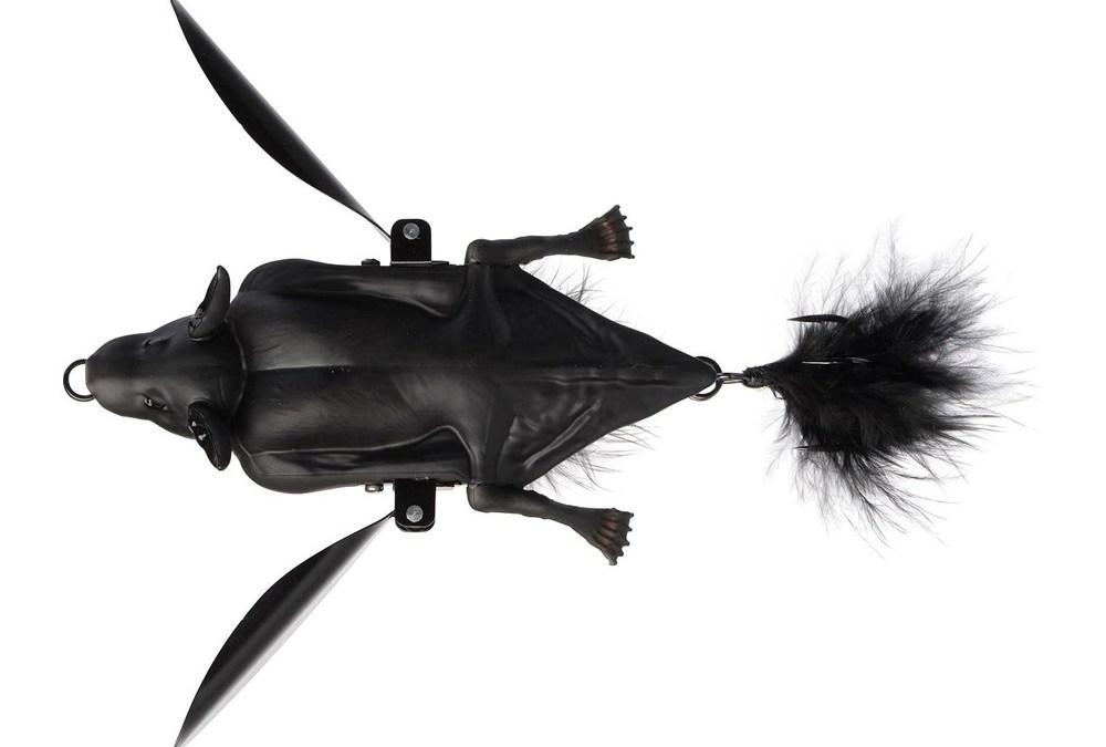 bat fishing lure