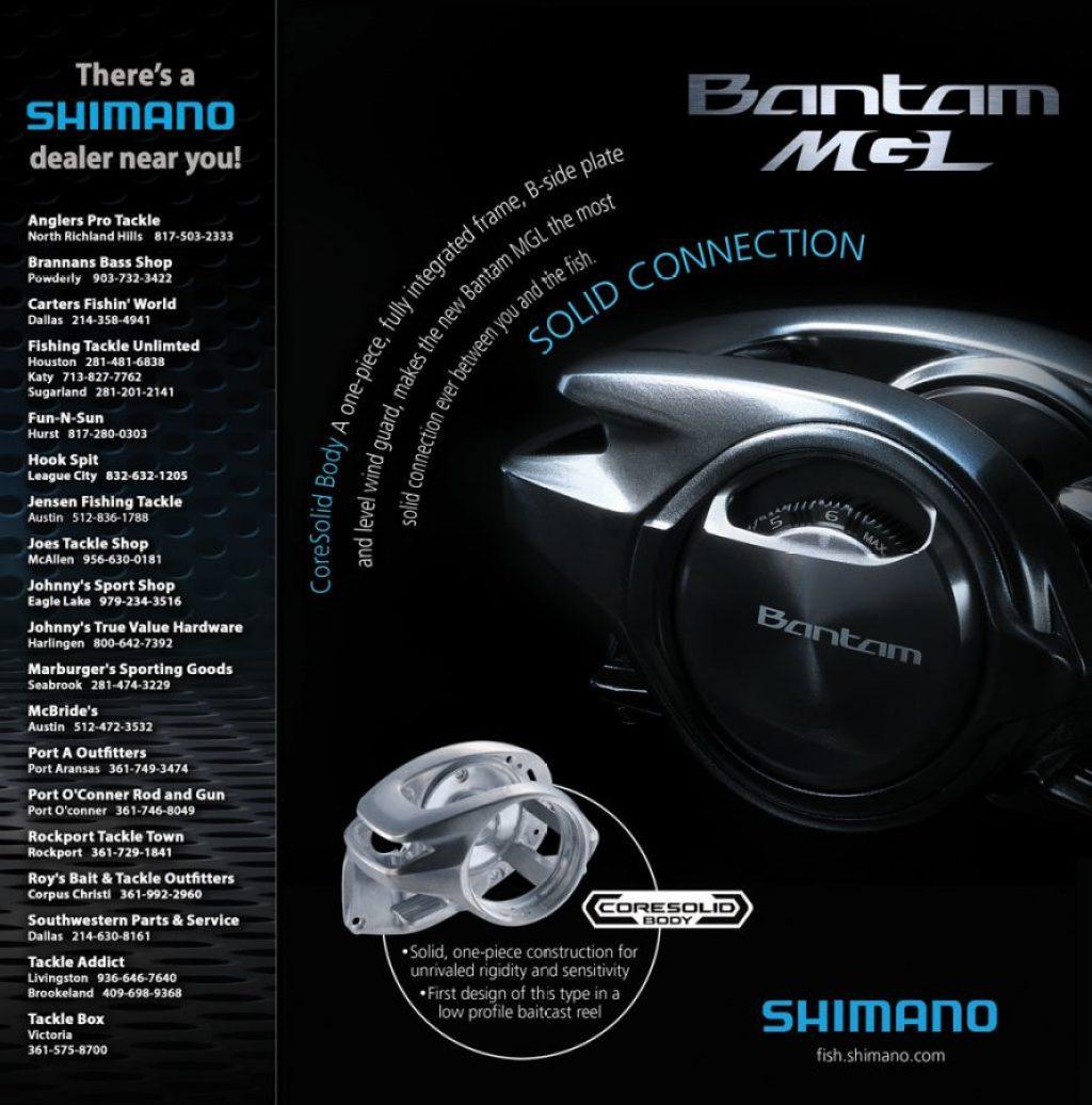 Shimano Bantam