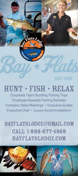 Bay Flats Lodge