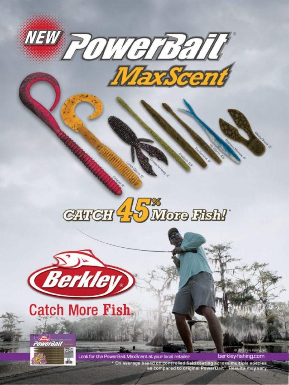Berkley MaxScent
