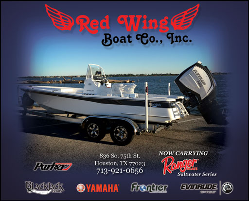 Red Wing Boats
