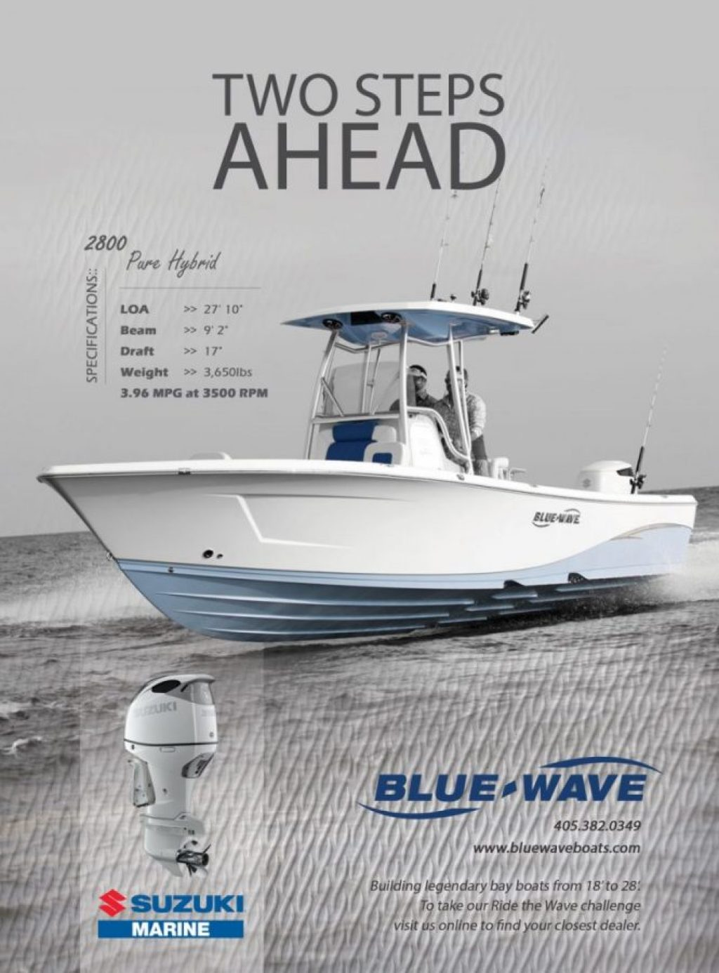 BLUE WAVE BOATS