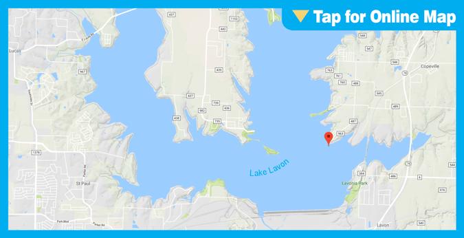 Lake Lavon: Hybrid Point