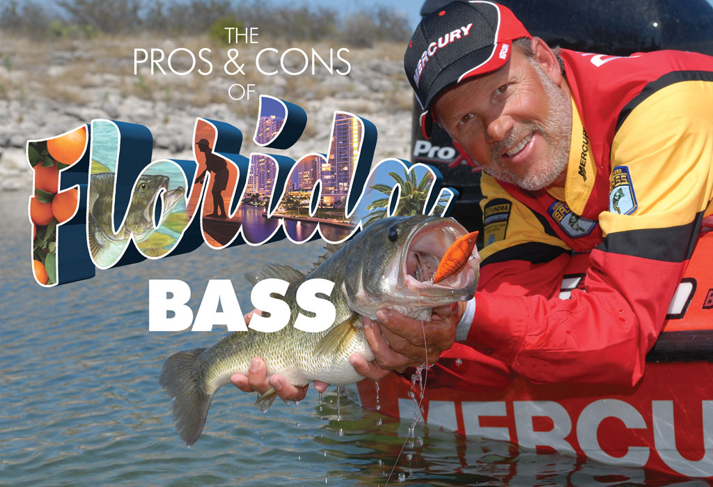 THE PROS AND CONS OF FLORIDA BASS - Texas Fish & Game Magazine