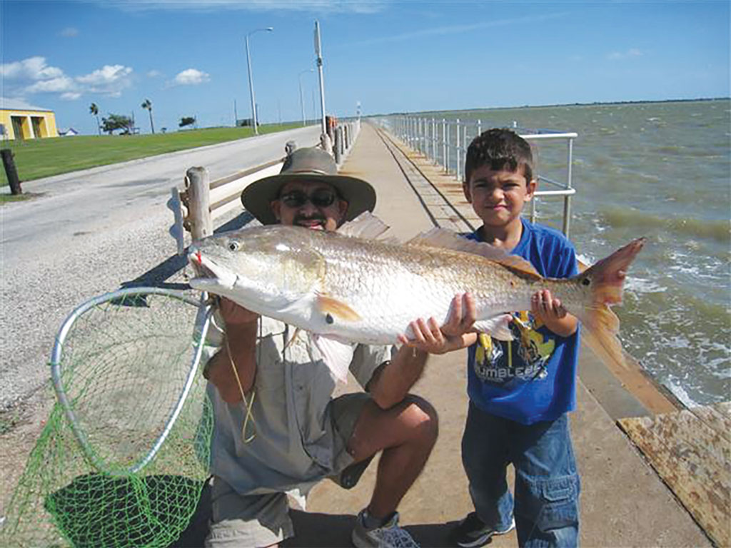 37-inch redfish