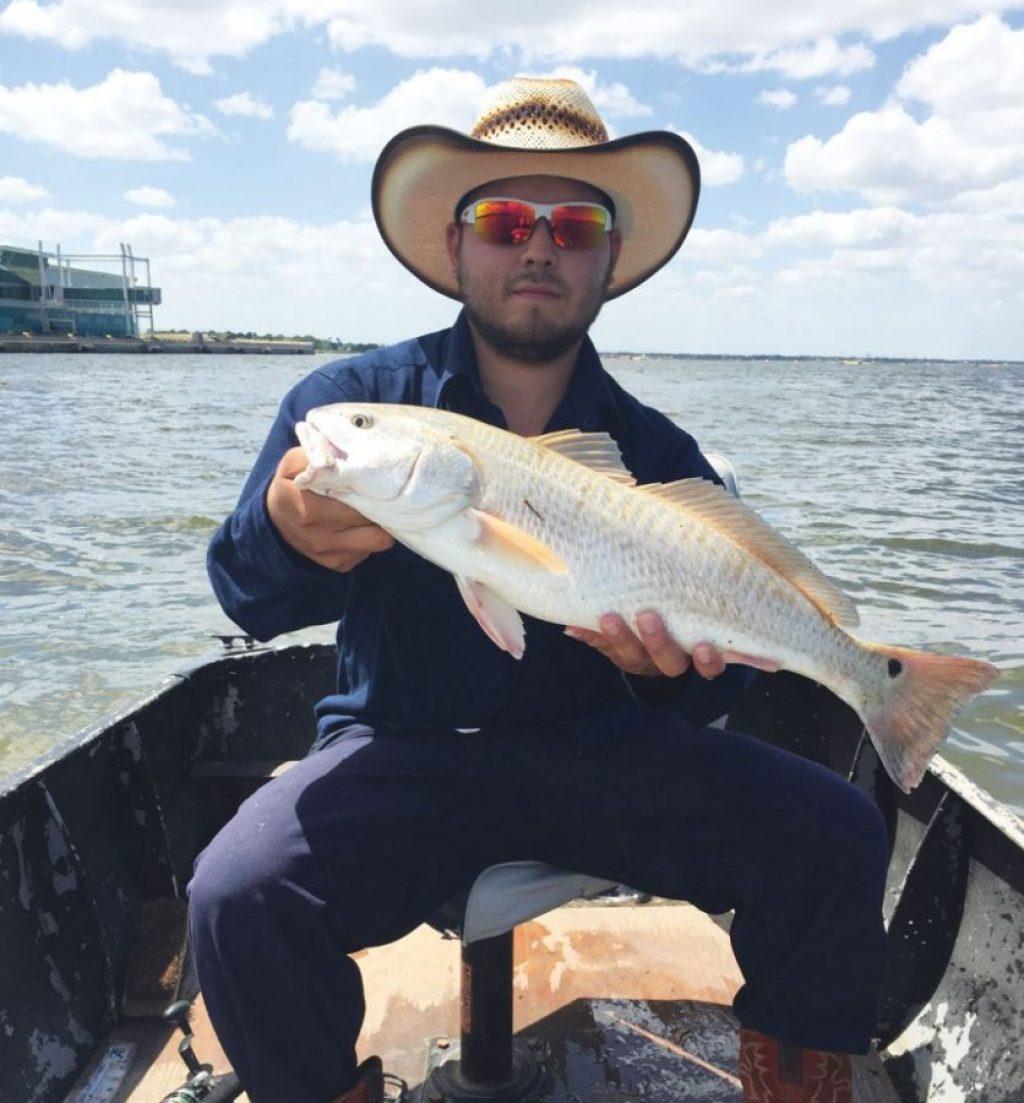 28-inch redfish