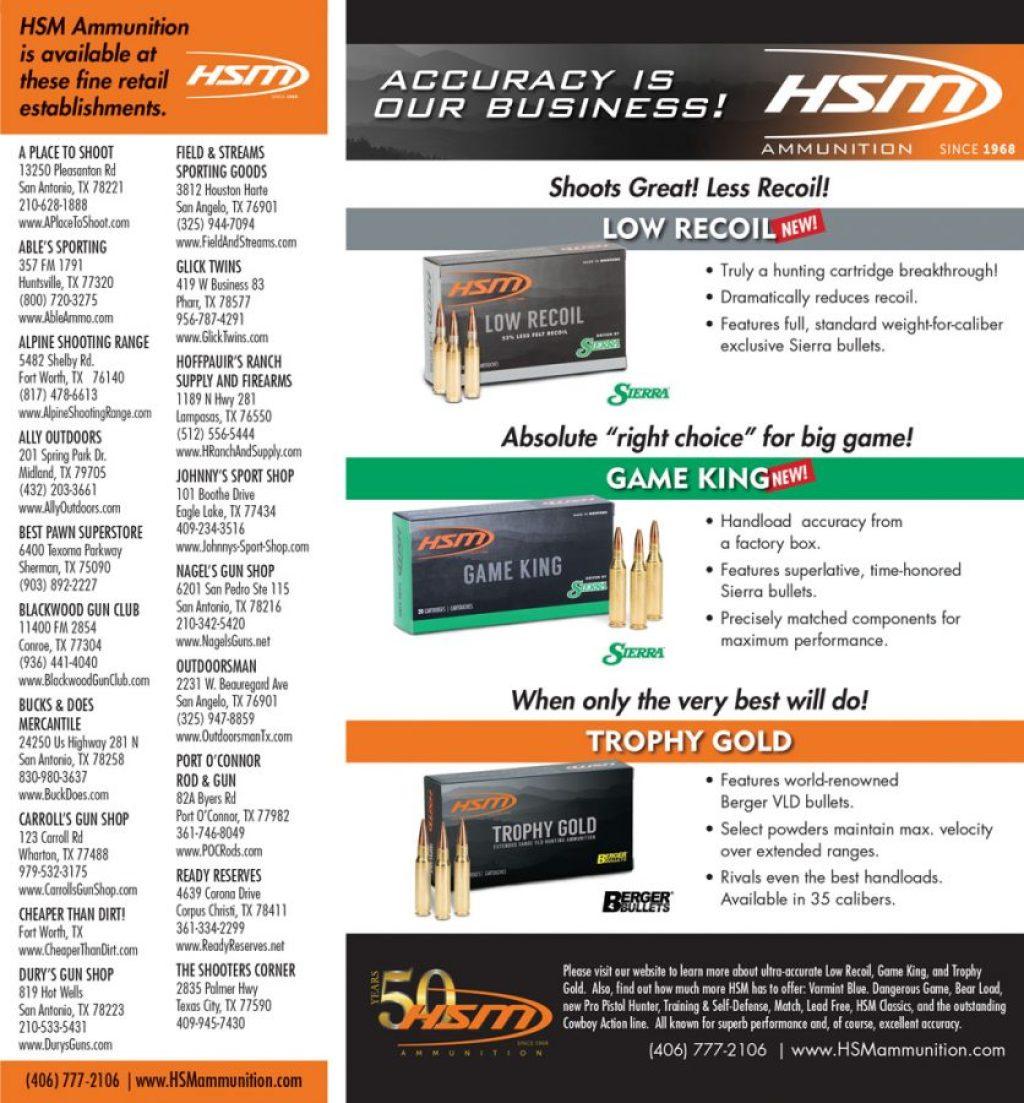 HSM Ammunition