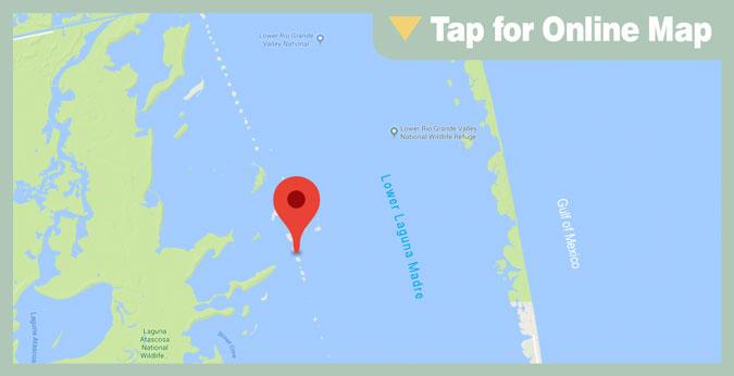 Lower Laguna Madre HOTSPOT: Cullen Channel
