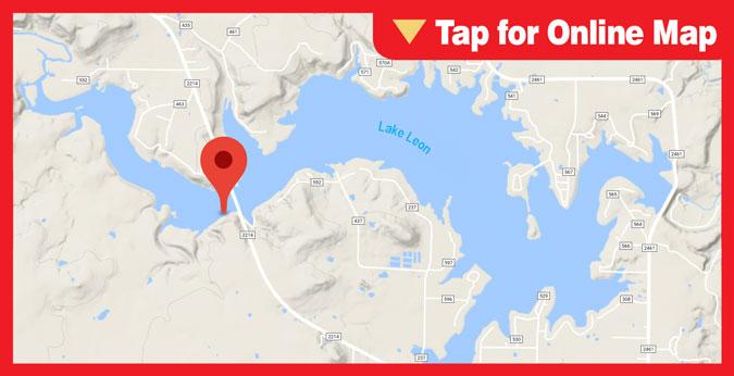 Lake Leon HOTSPOT: Main Lake