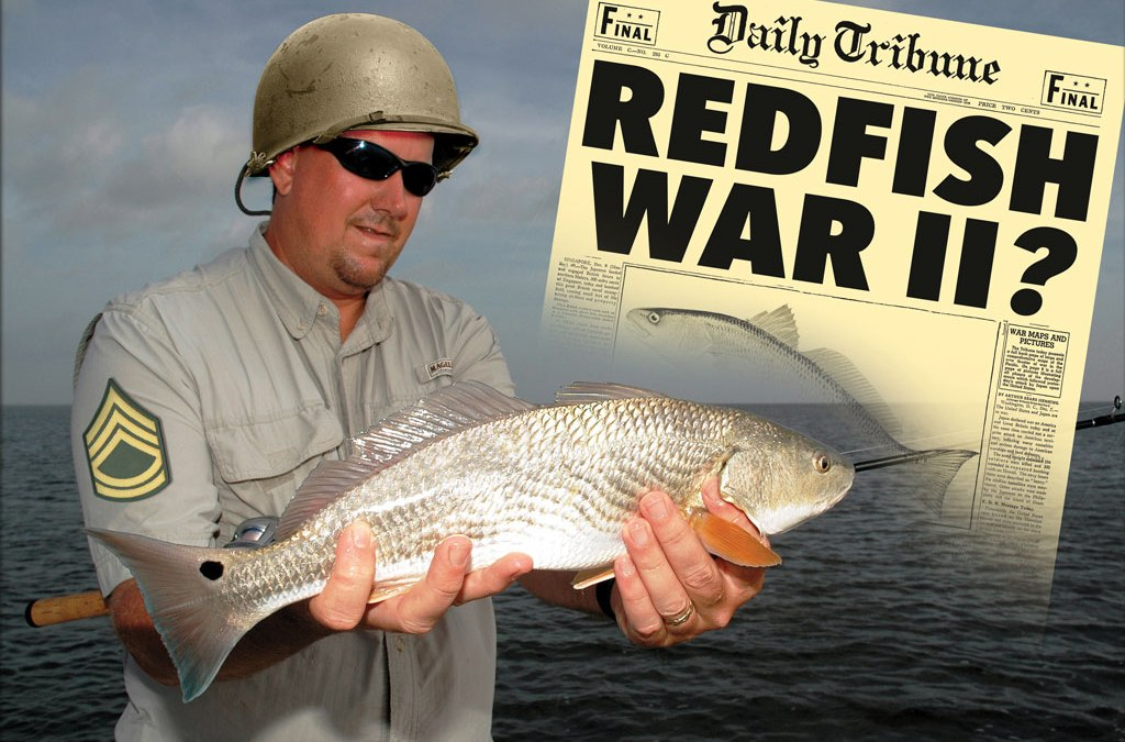 redfish war II?