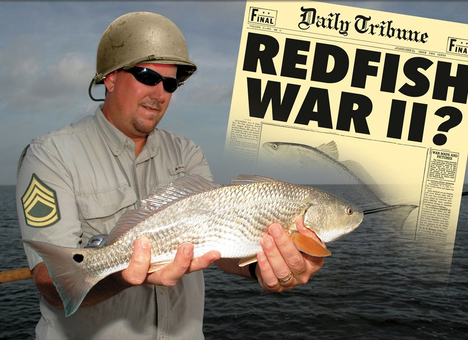 redfish war II?