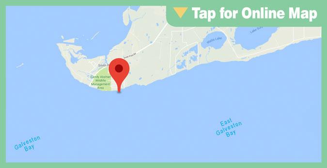 East Galveston Bay HOTSPOT: Richard's Reef