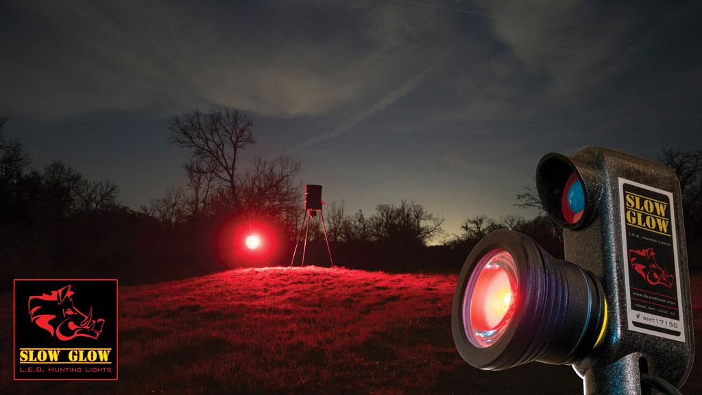 Slow Glow Hunting Light