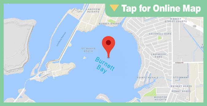 Galveston Bay HOTSPOT: Burnett Bay