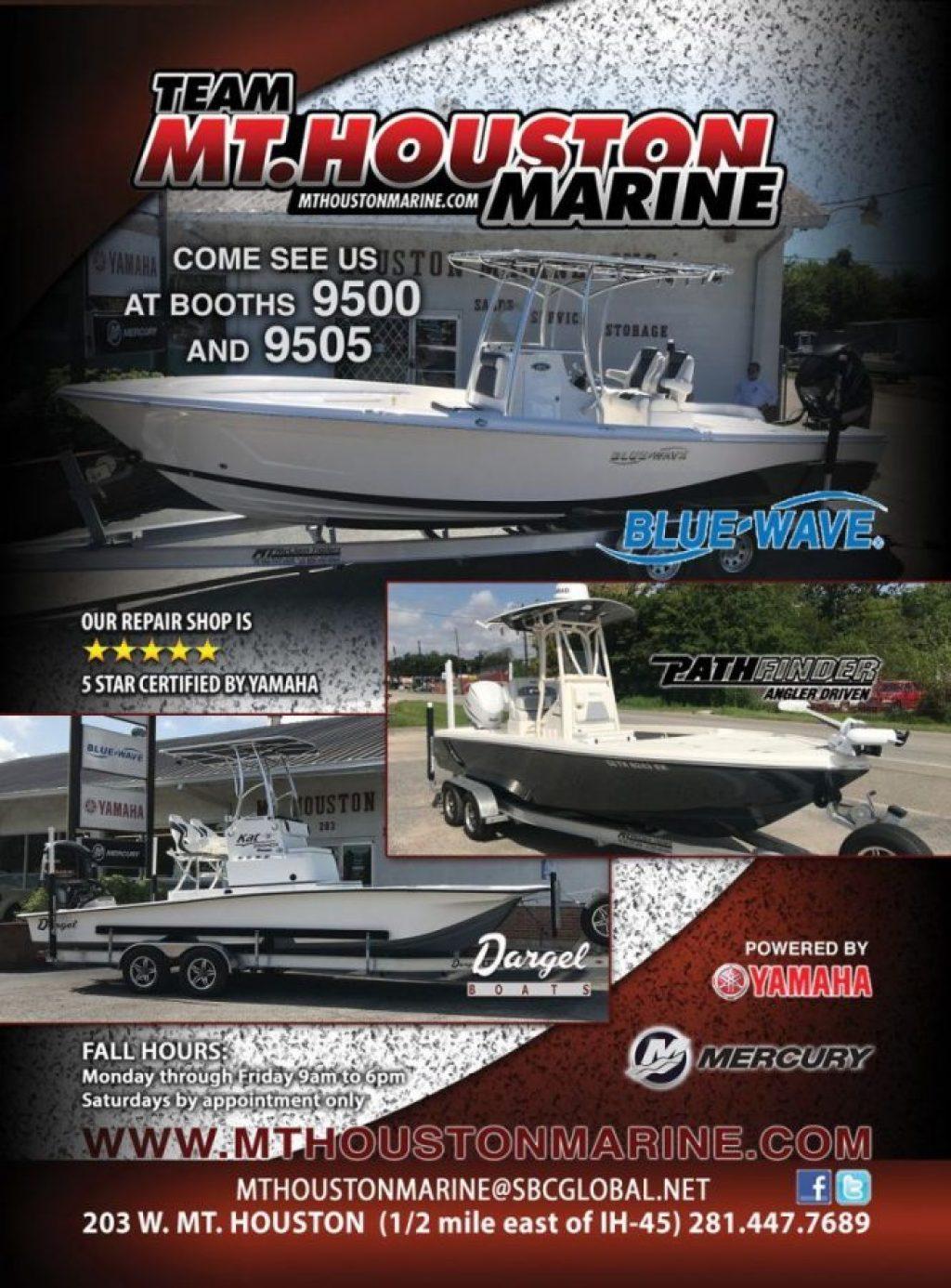 MT Houston Marine
