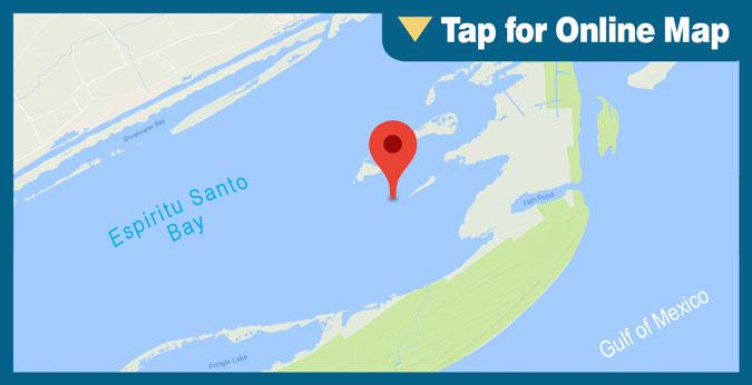 Espiritu Santo Bay HOTSPOT: Farwell Island