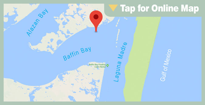 Baffin Bay HOTSPOT: Cat Head