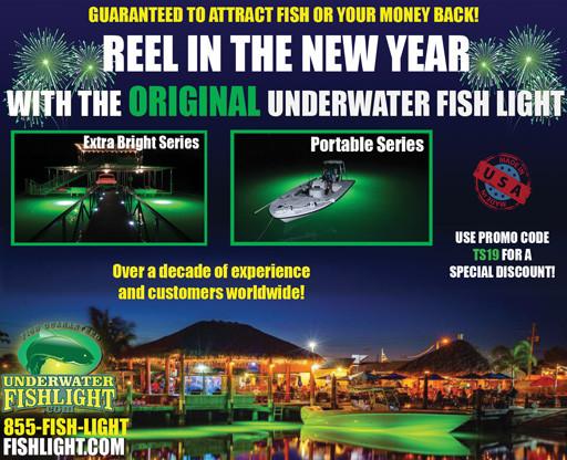 Underwater Flashlight