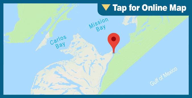Mesquite Bay HOTSPOT: Cedar Bayou