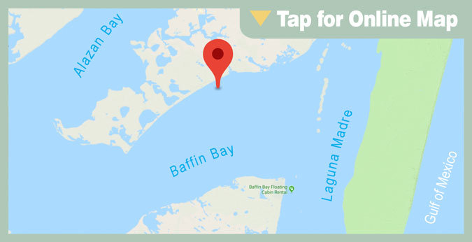 Baffin Bay HOTSPOT: Tide Gauge Bar
