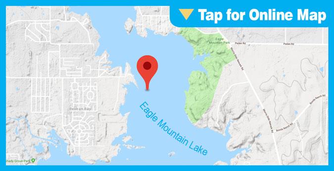 Eagle Mountain Lake