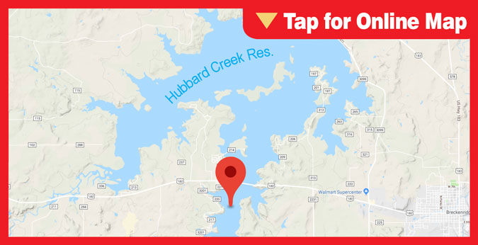 Hubbard Creek Res.
