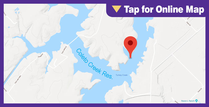 Coleto Creek Lake