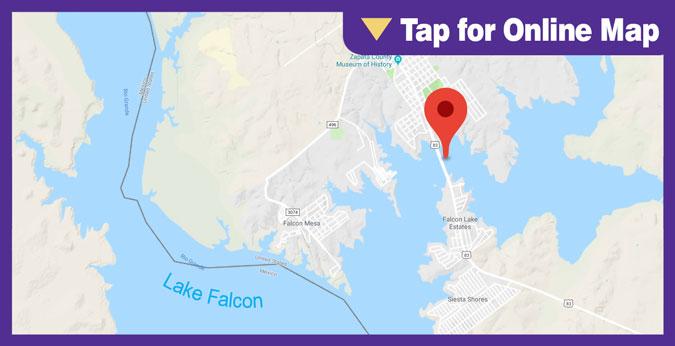 Lake Falcon