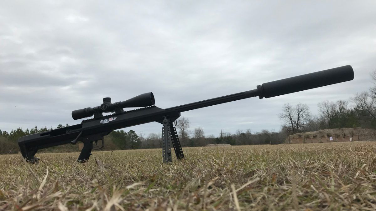 Silencing the Beastly  50BMG - Texas Fish & Game Magazine
