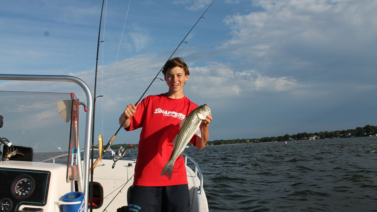 fishing skiff