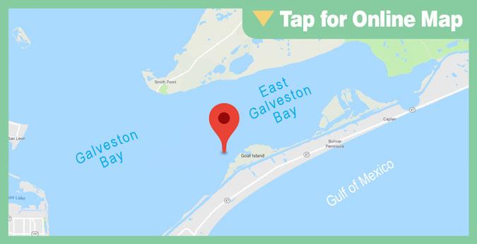East Galveston Bay
