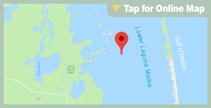 Lower Laguna Madre: Gas Well Flats