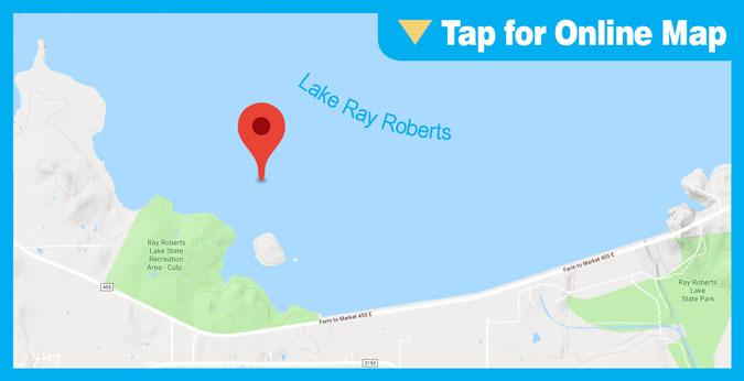 Lake Ray Roberts