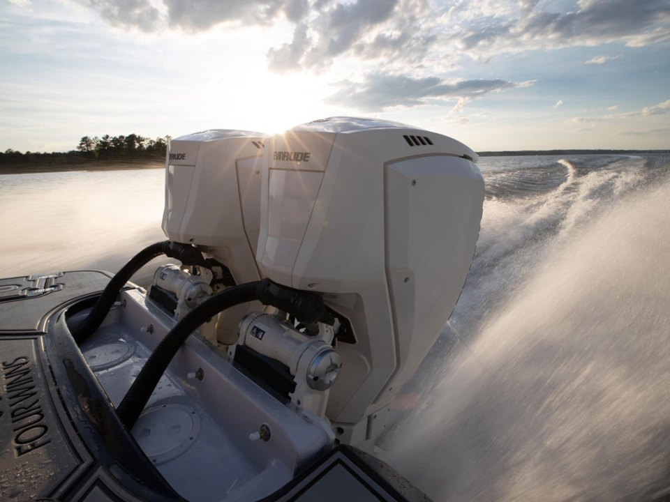 new evinrude outboards