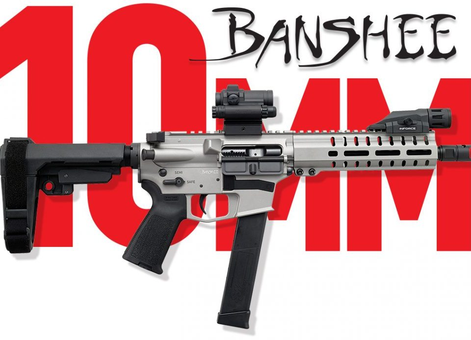 10mm CMMG Banshee now shipping